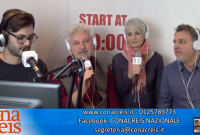 Conacreis a Radio Veronica One
