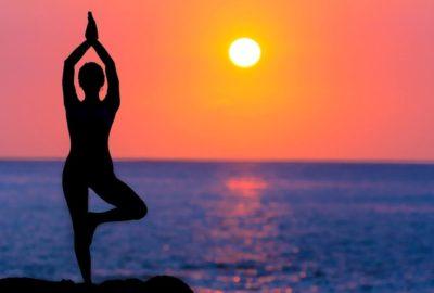 discipline del benessere o bio naturali dbn - yoga al tramonto