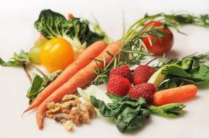 diventare vegano frutta e verdura
