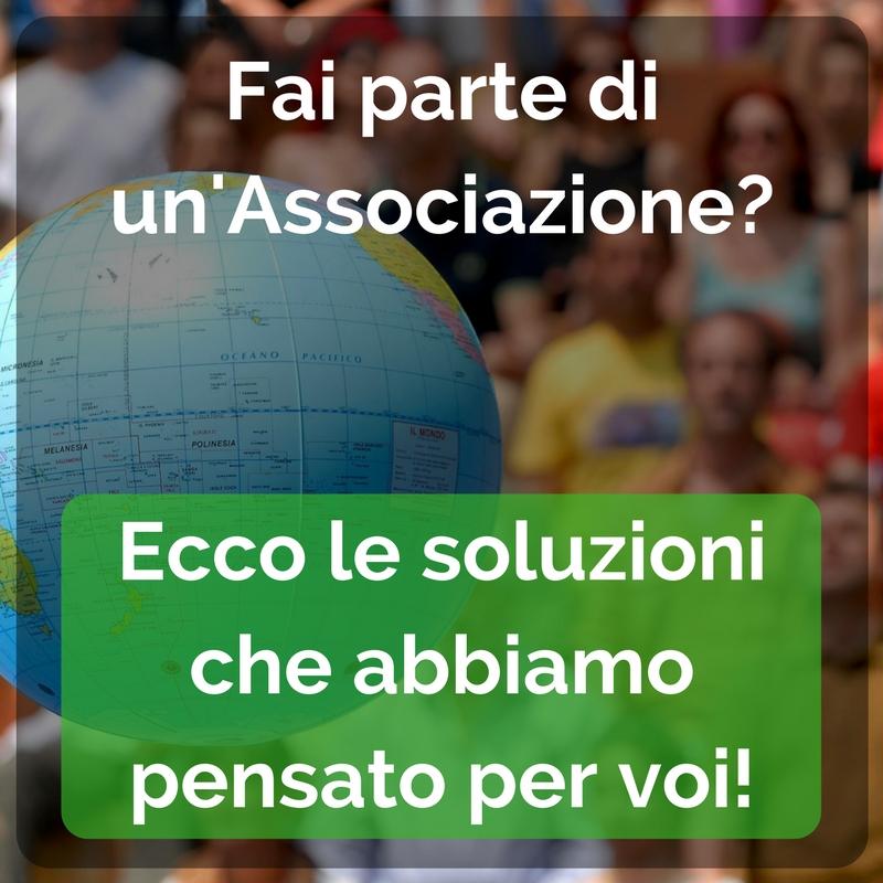 soluzioni per associazioni